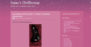 Picture of other blog called Isaaac's Dollhourse